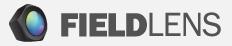 FieldLens - logo