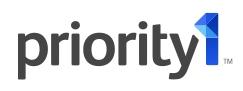 Priority1 logo