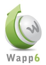 Wapp6 - logo