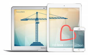 Geniebelt - we love construction