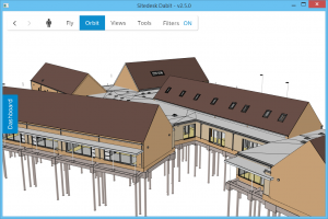 Sitedesk BIM - fully federated school